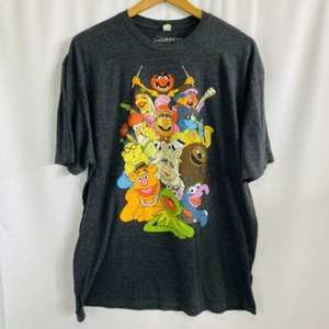 Vintage Style Disney Muppets Mens Graphic T-Shirt
